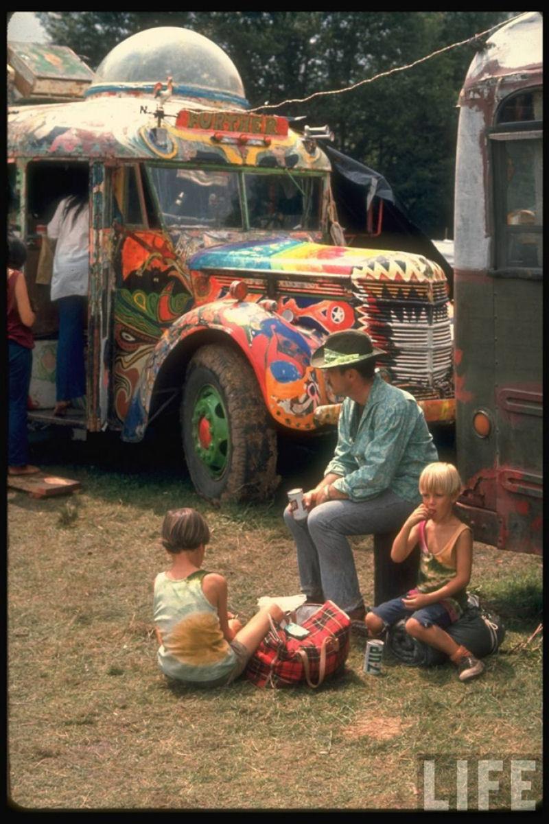 O festival de Woodstock em números e imagens 01