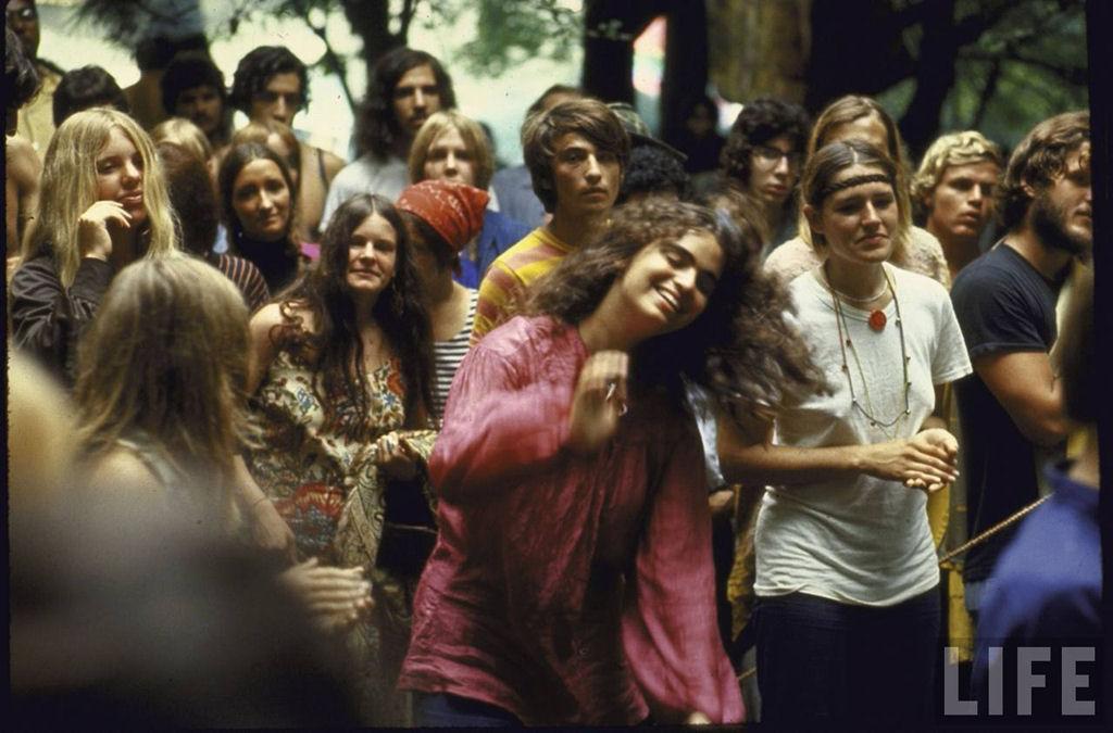 O festival de Woodstock em números e imagens 15