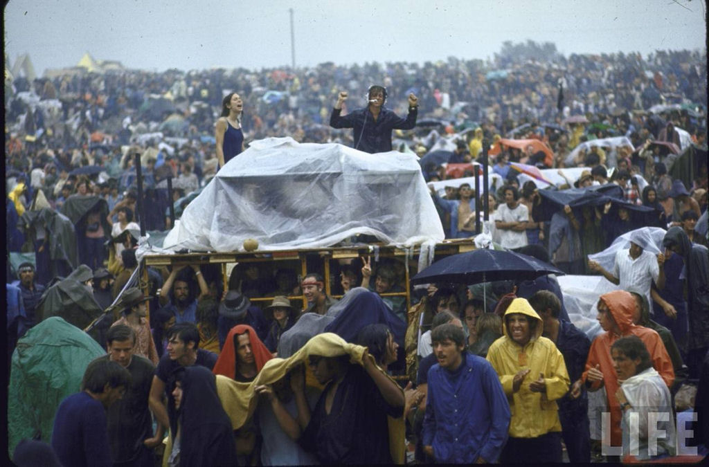 O festival de Woodstock em números e imagens 17