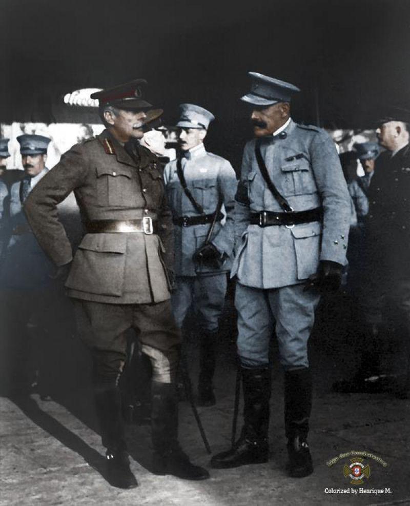 Fotos colorizadas trazem Primeira Guerra à vida 83
