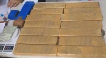 Image result for Dupla é detida com 10 kg de maconha dentro de casa em Santa Cruz do Capibaribe
