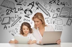 Figura - Tecnologia na educação beneficia a todos
