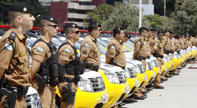 Foto: Secretaria de Segurança Pública de Paraná