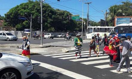 Eventos serão voltadas à conscientização no trânsito / Foto:Detran-PE/Divulgação