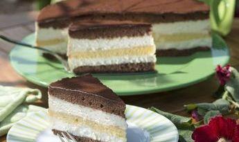 bolo de três dias