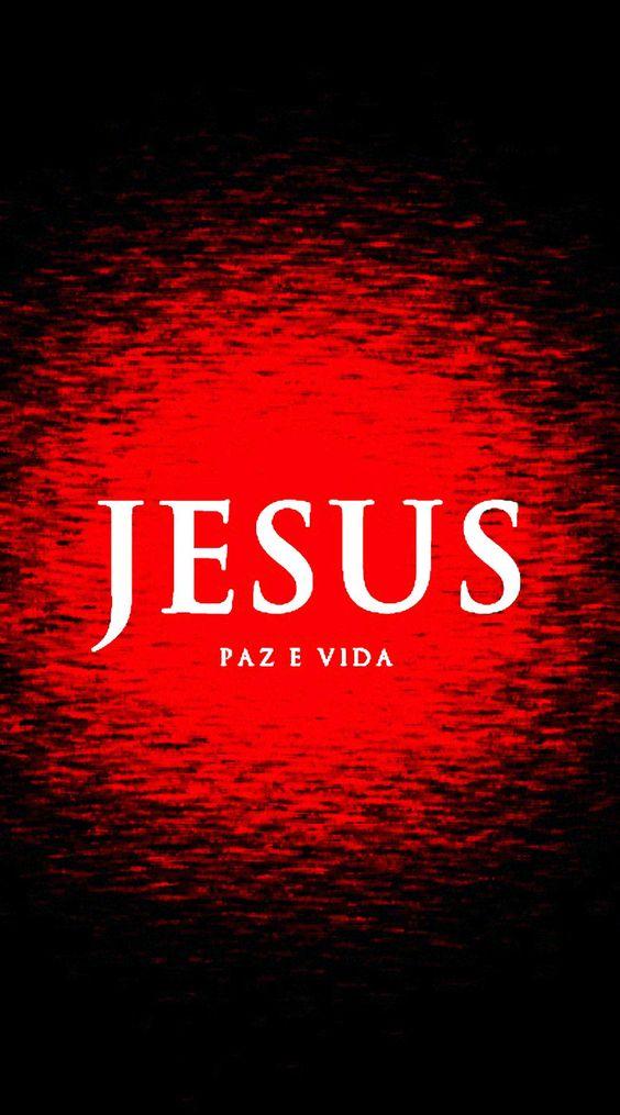 Mensagem de JESUS com paz e vida