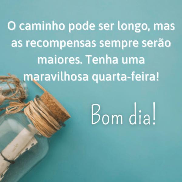 Imagens Bonitas Com Frases De Bom Dia Quarta-Feira Abençoada