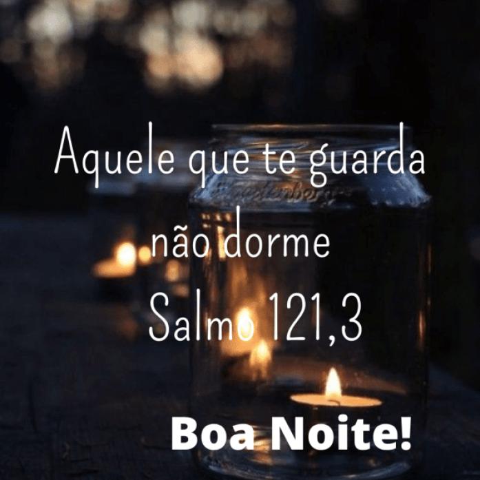 Boa Noite com Salmos para