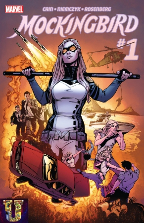Mockingbird Volumen 1 [8/8] Español | MG