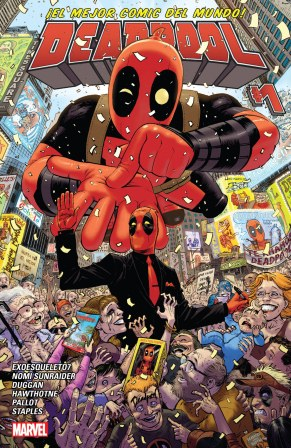 Deadpool Volumen 6 [36/36] Español | MG