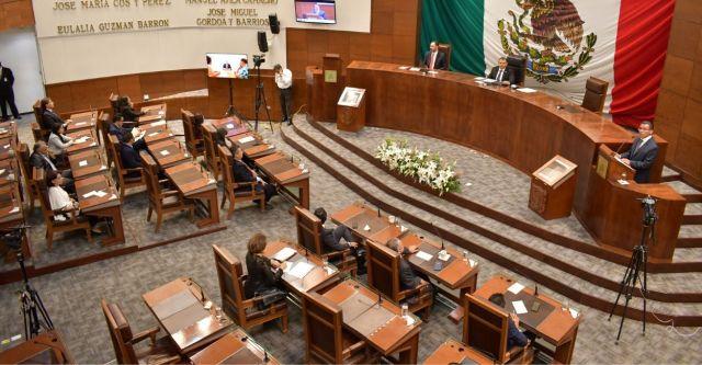 Legislatura de Zacatecas.
