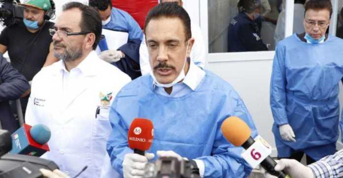 Omar Fayad, gobernador de Hidalgo, confirma que tiene coronavirus ...