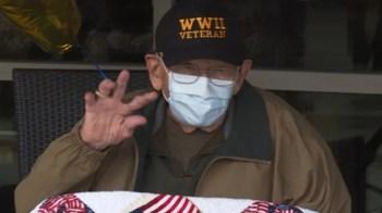 El hombre que superó la gripe española, la Segunda Guerra Mundial y el coronavirus