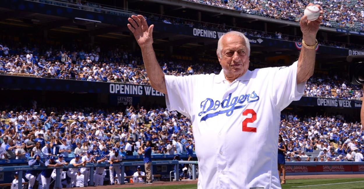 Tommy Lasorda, leyenda de los Dodgers fallece a los 93 años - Imagen Zacatecas