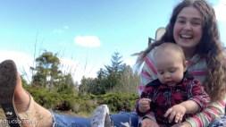 [VIDEO] Bebé de un año ya sabe contar hasta el número ocho