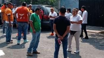 [VIDEO] Integrantes de MC golpean a brigadista de Morena embarazada; pierde a su bebé