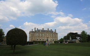 Buscot Park, National Trust, Lord Faringdon