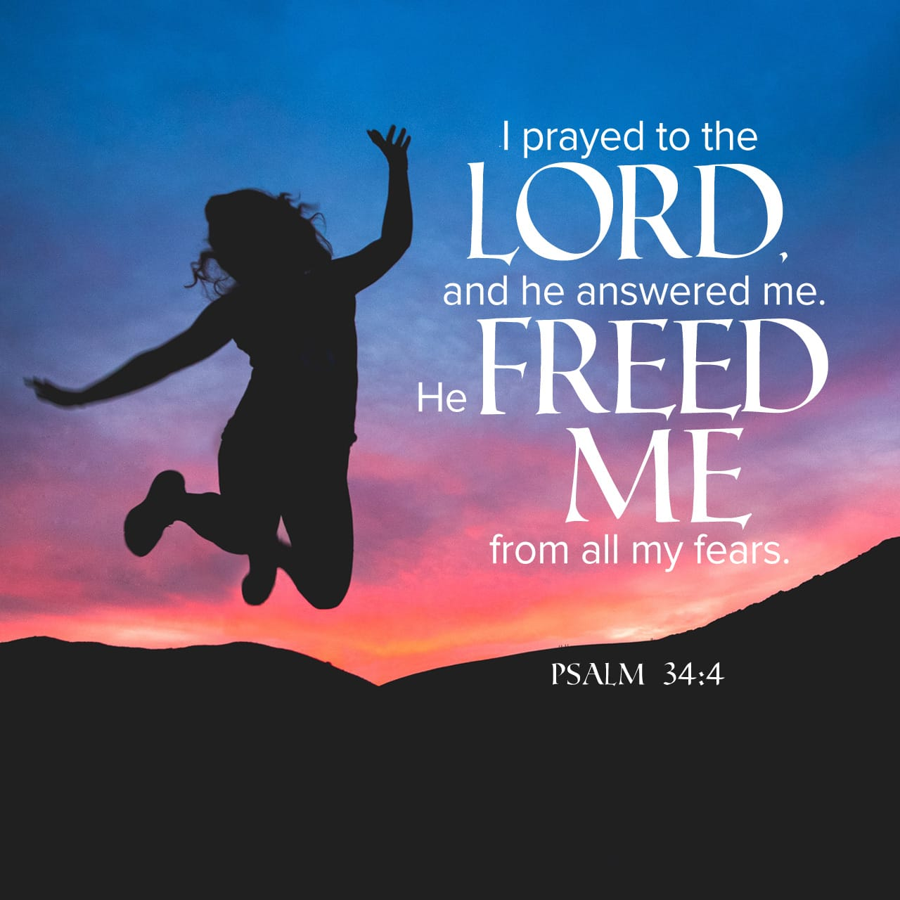 Image result for Psalm 34 6