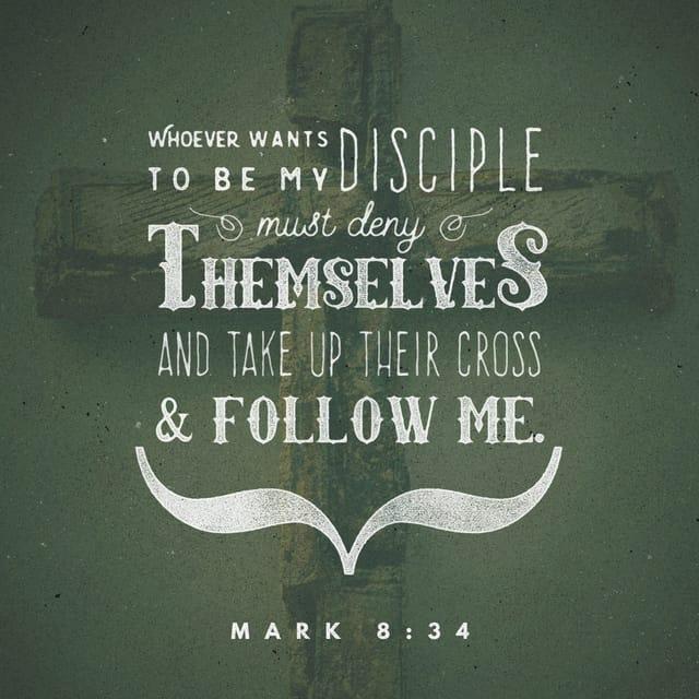 Mark 8:35 - https://www.bibl...