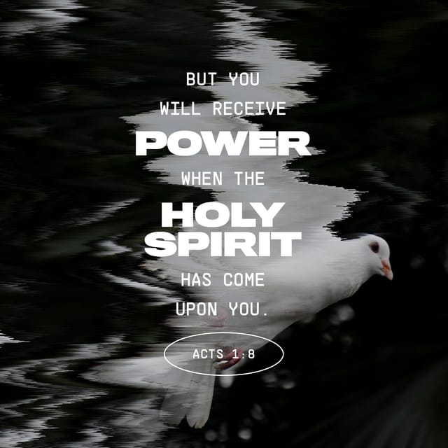 Acts 1:8 - https://www.bibl...