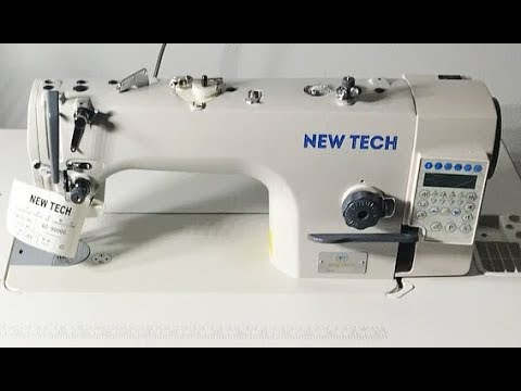 New-Tech GC-9000C Industrial Sewing Machine