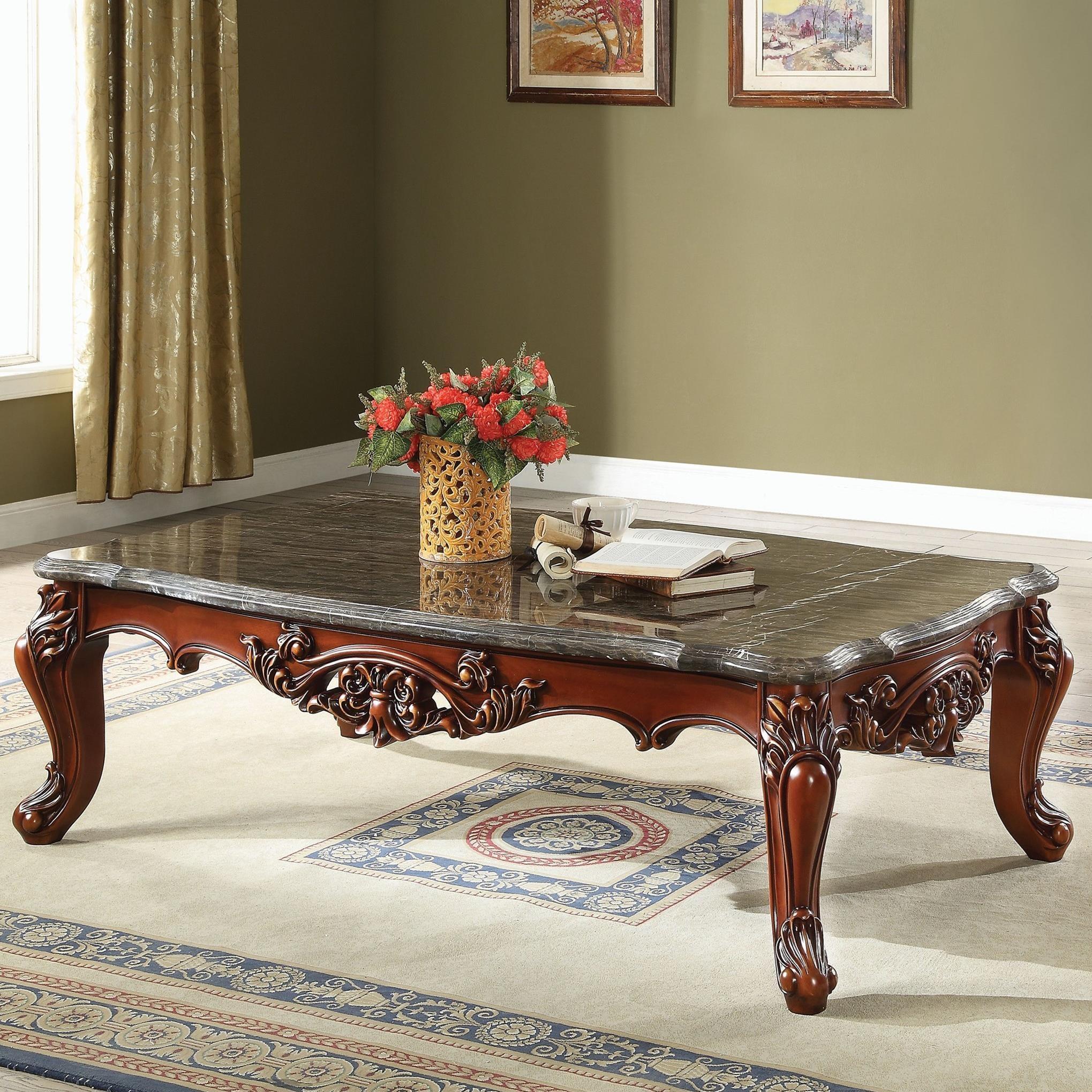 eustoma coffee table