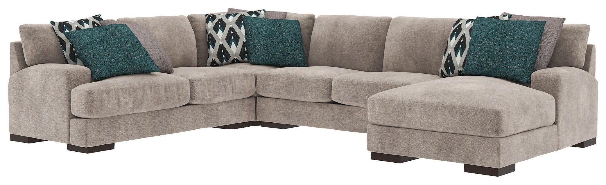 bardarson 4 piece sectional
