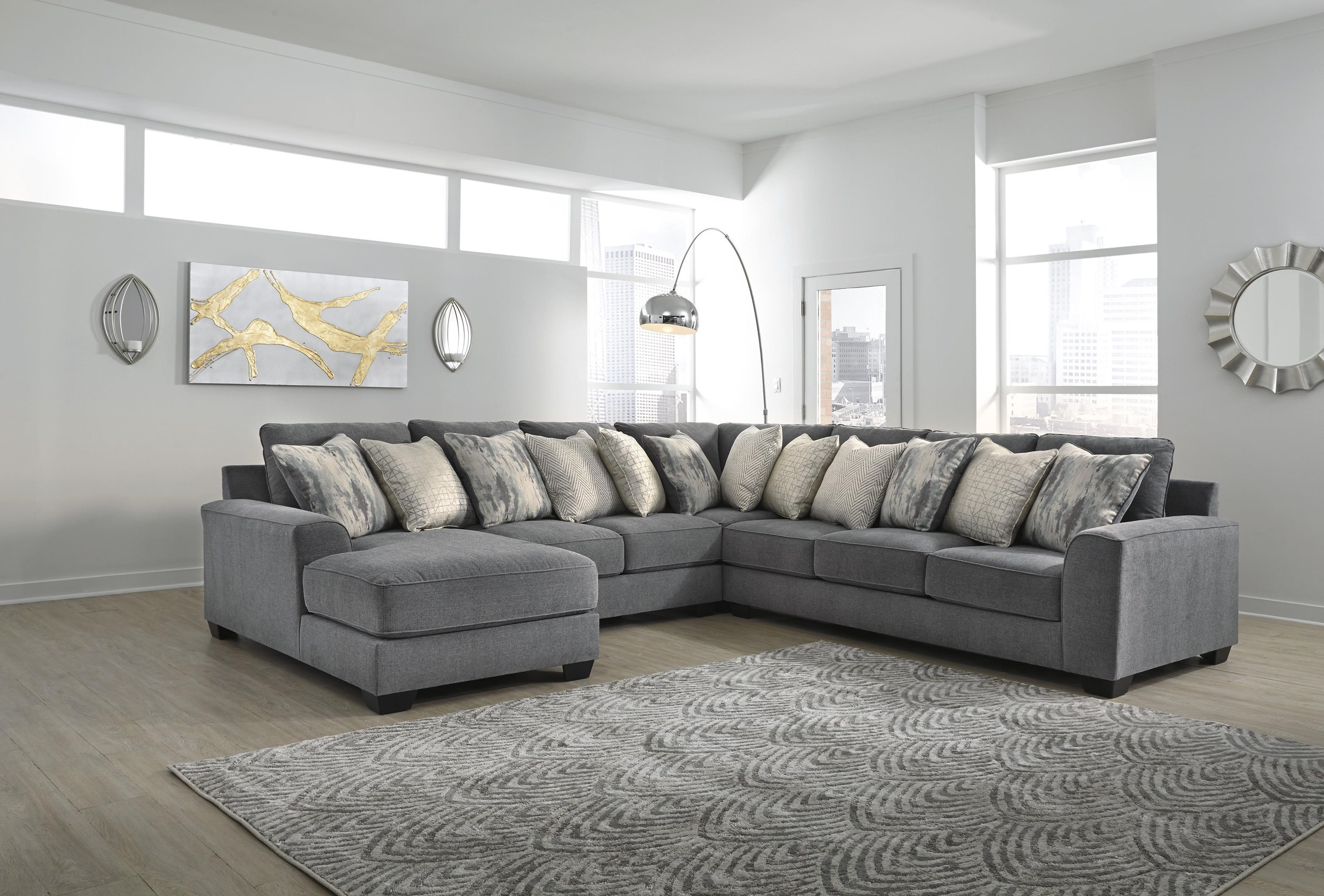 castano 4 piece sectional