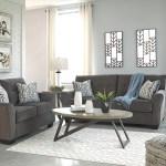 Alsen Sofa And Loveseat Set