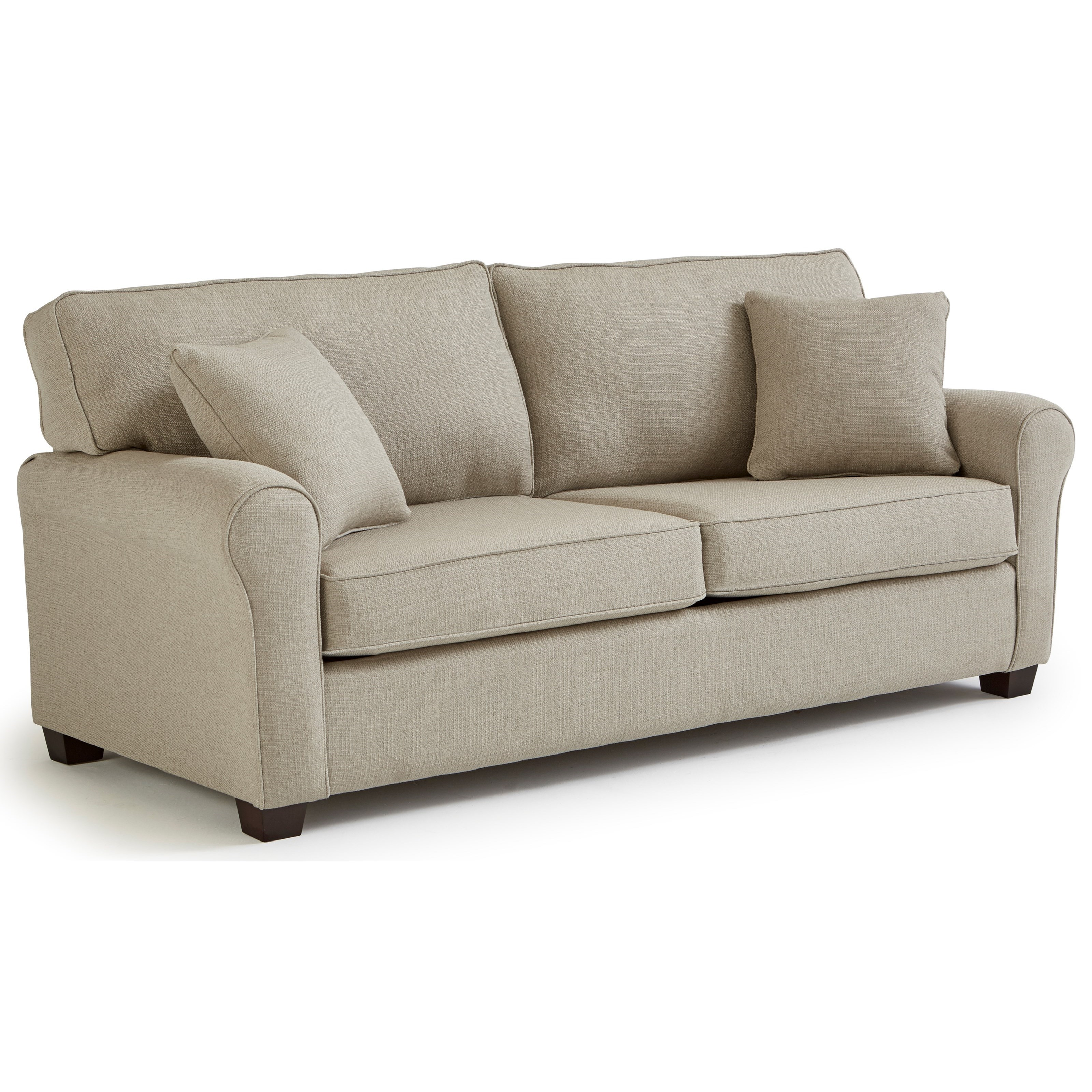 Best Home Furnishings Shannon Queen Sofa Sleeper With Air
