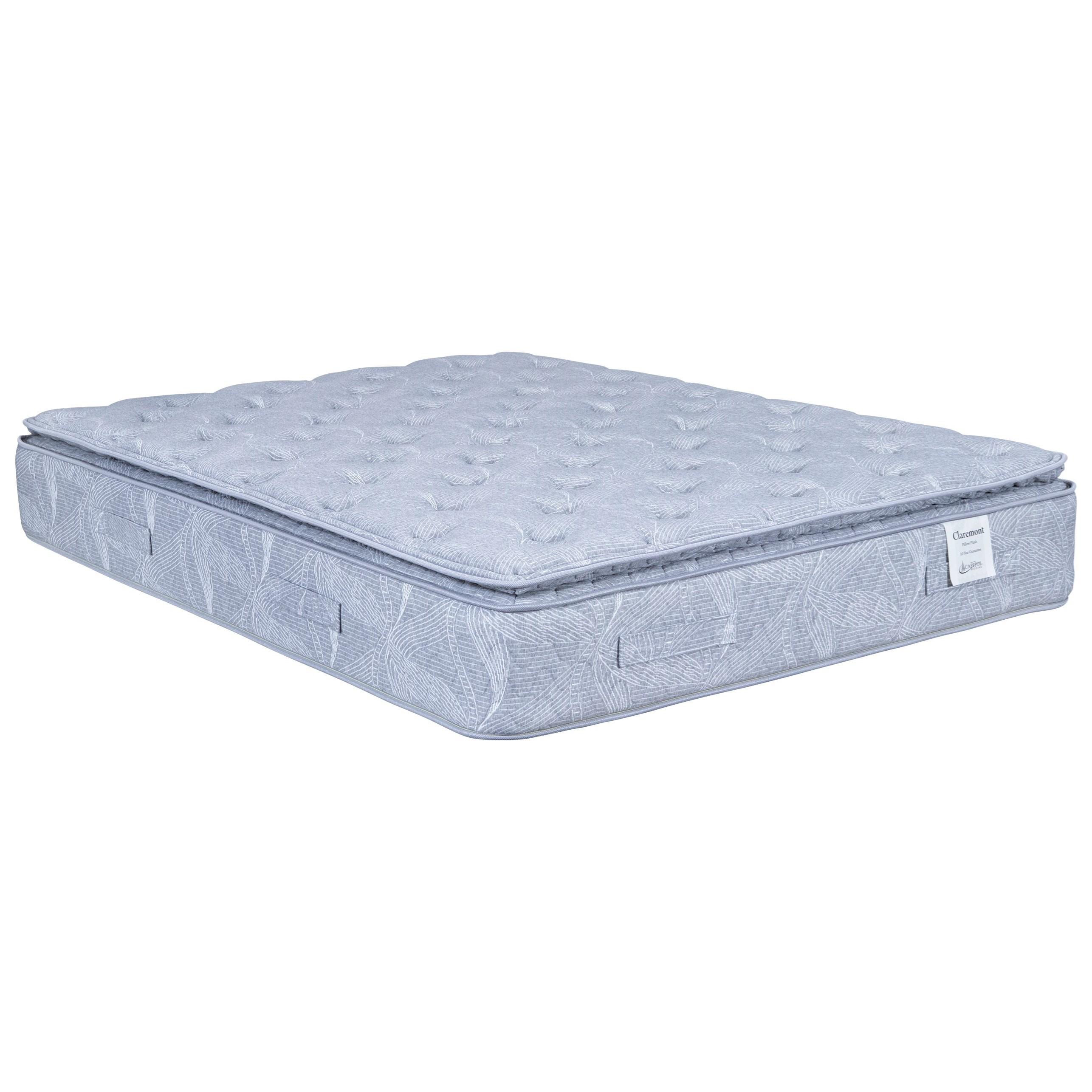 claremont ii pillow top twin pillow top mattress