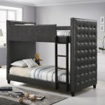 Helms Twin Over Twin Bunk Bed