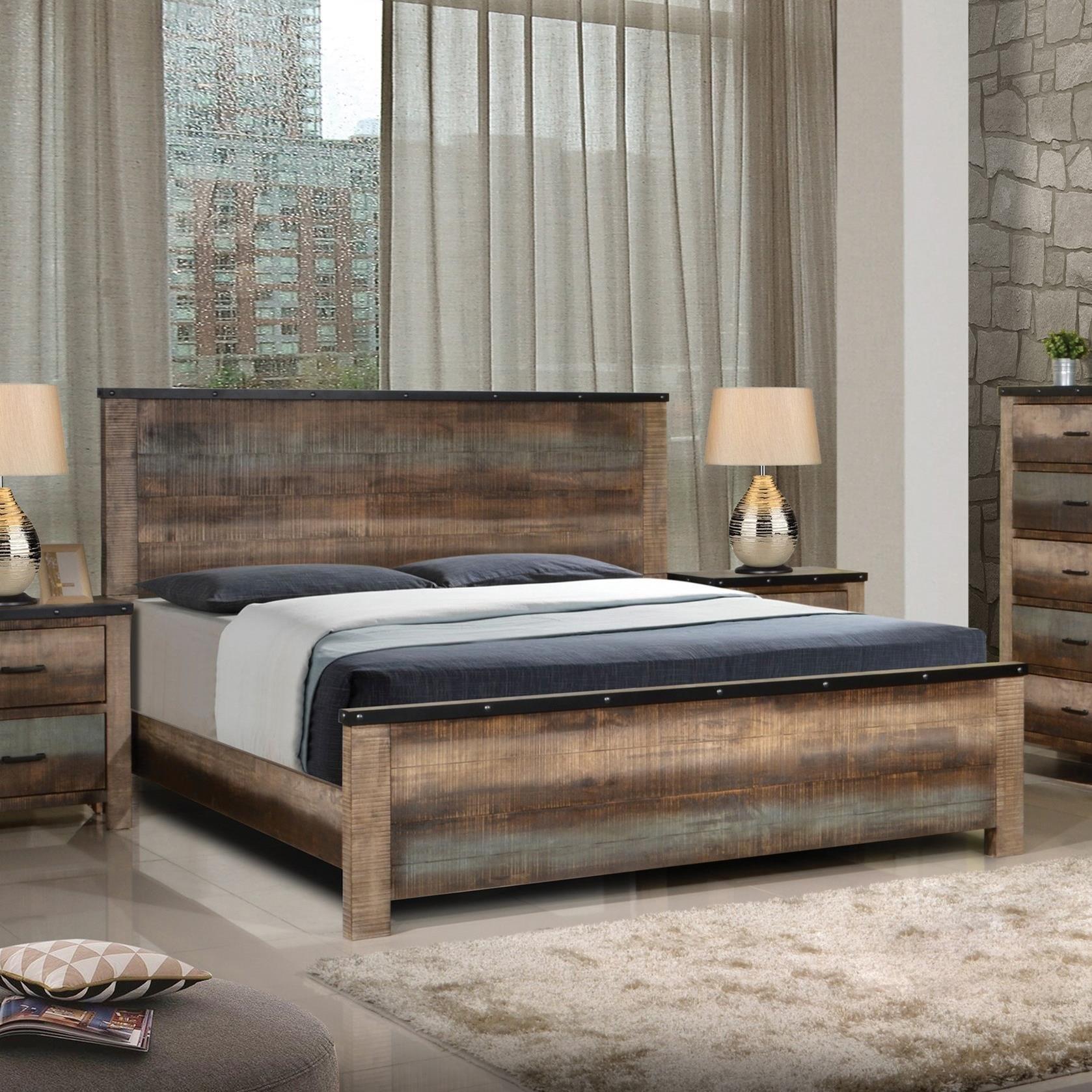 sembene california king bed