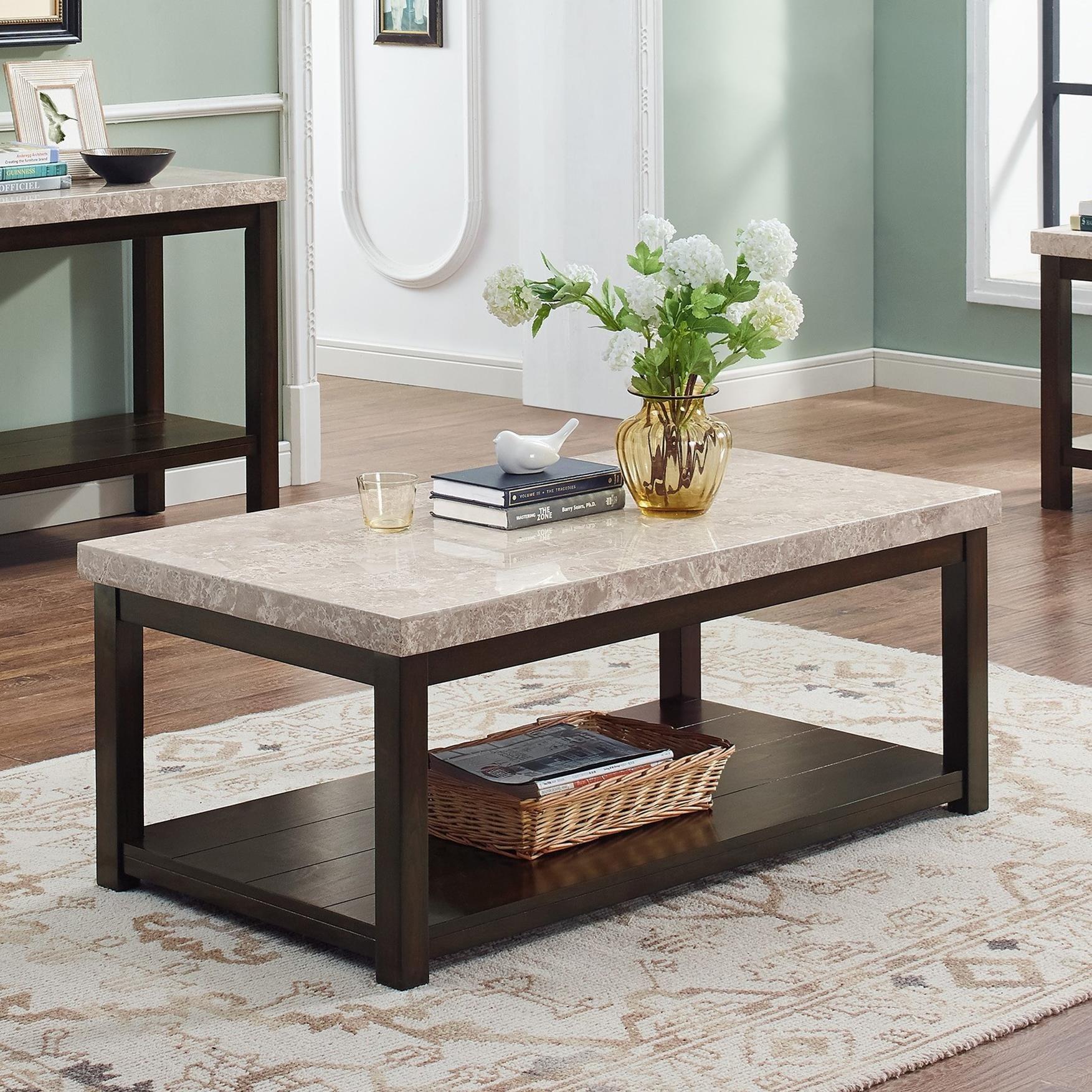 kelia cocktail table