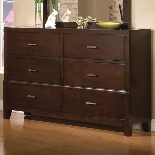 serena 6 drawer dresser