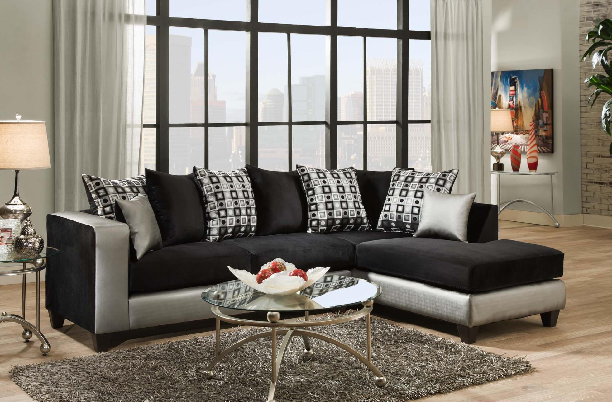 4124 sectional sofa