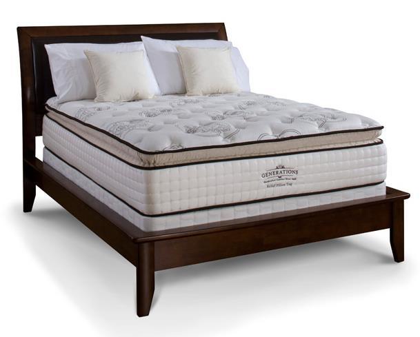 diamond mattress generations relief