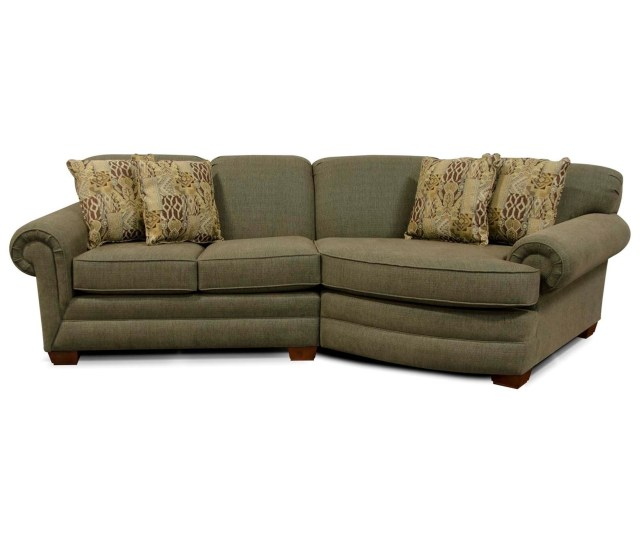 Monroe Small Sectional Sofa By England