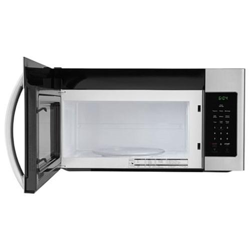 microwaves 1 6 cu ft over the range microwave