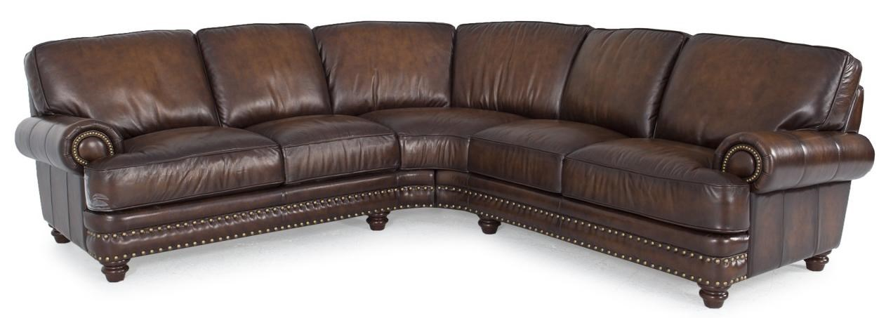 Futura Leather Westbury Traditional Dark Brown
