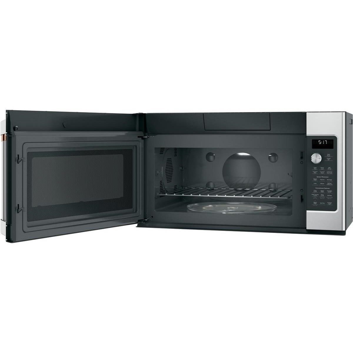 ge cafe microwave oven cafe 1 7 cu ft convection microwave oven