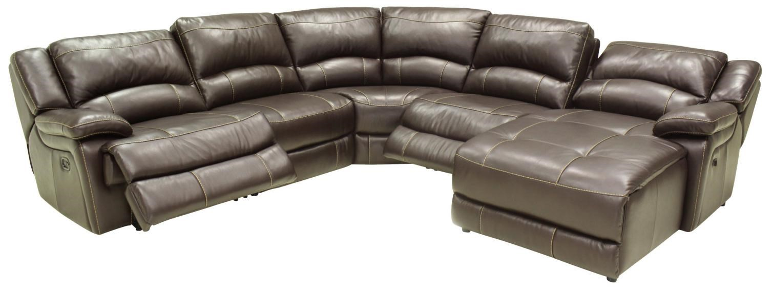 htl t118cs reclining sectional sofa