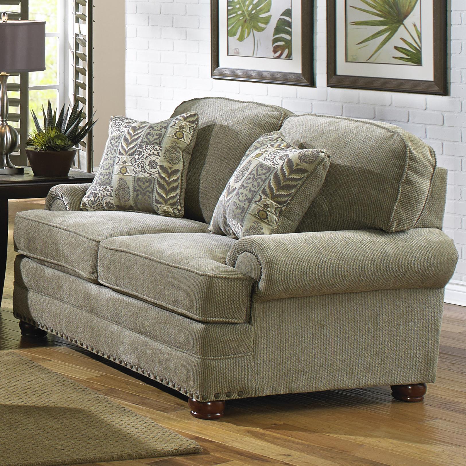 Jackson Furniture Braddock Loveseat With Individually