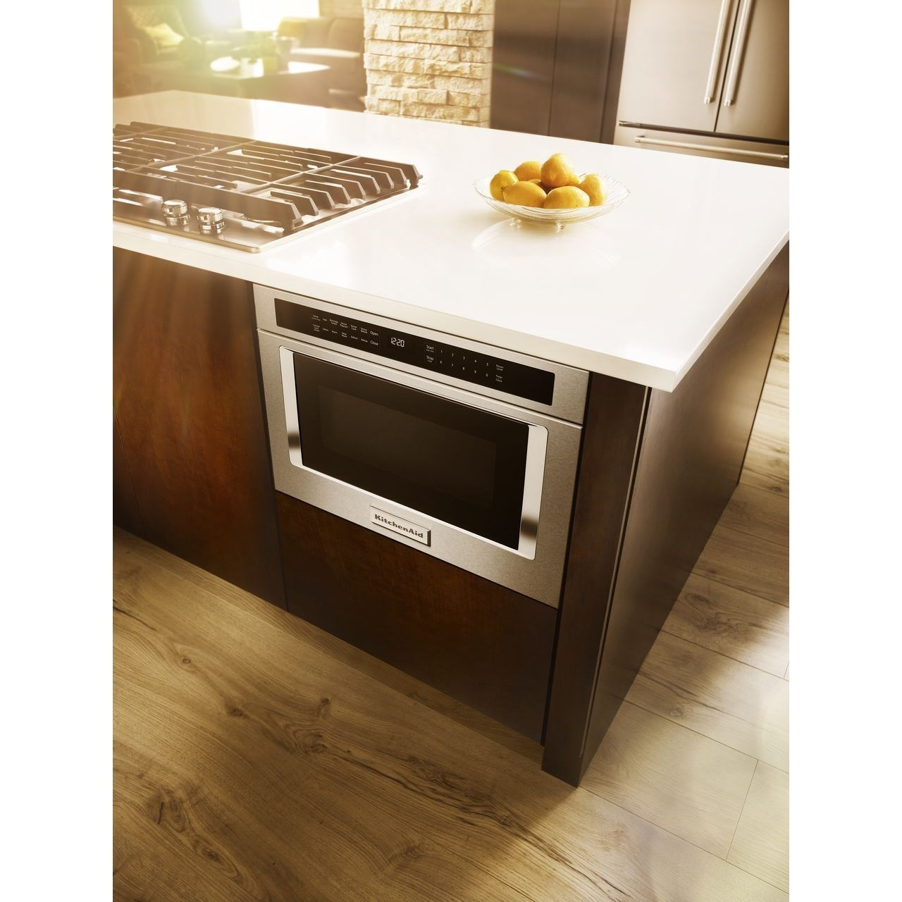 microwaves kitchenaid 24 under counter microwave oven drawer