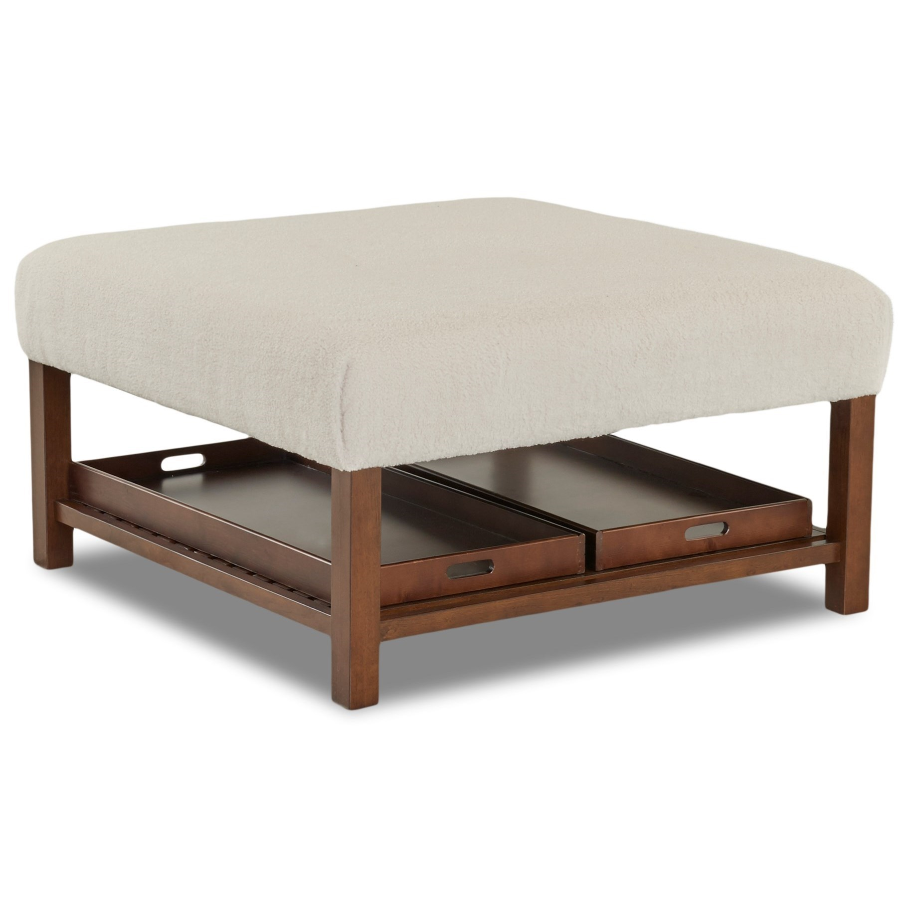 chairs and accents square ottoman