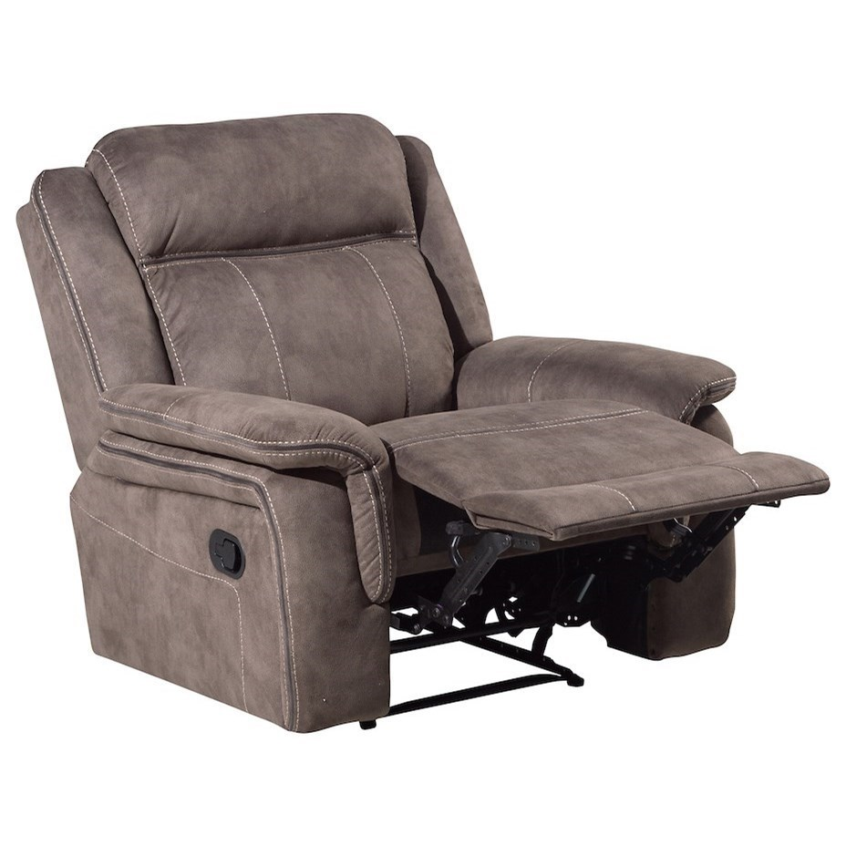 casual rocker recliner chair