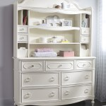 Legacy Classic Kids Harmony Dresser Changing Hutch With