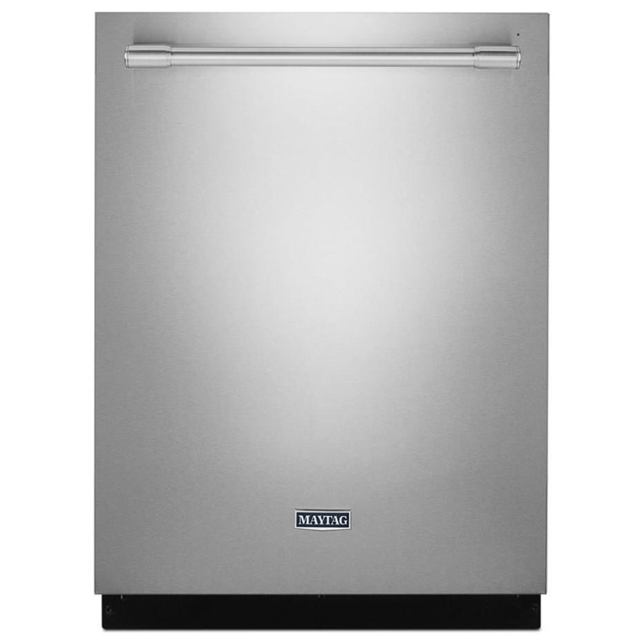 Maytag Top Control Powerful Dishwasher At Only 47 Dba Wilcox