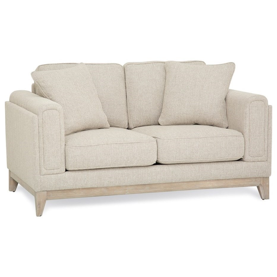 Palliser Matias 77006 03 Vintage Farmhouse Loveseat With