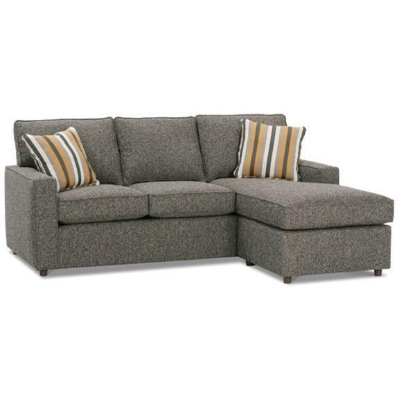 rowe monaco contemporary sofa with